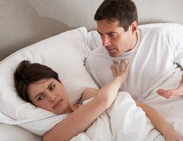 Giảm ham muốn khi mang thai có ảnh hưởng gì không?