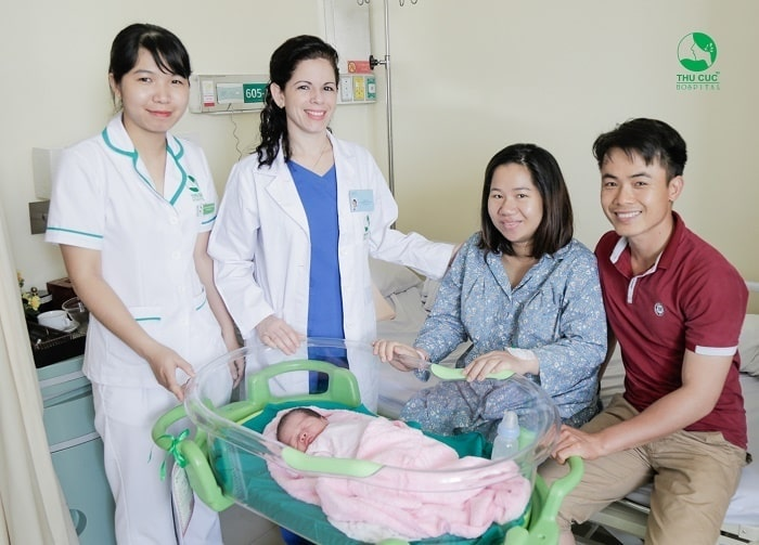 Dịch vụ thai sản trọn gói tại bệnh viện ĐKQT Thu Cúc – đồng hành cùng mẹ mang thai và vượt cạn