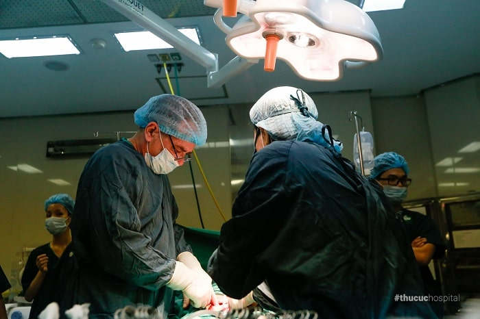Lựa chọn Bệnh viện uy tín giúp mẹ sinh mổ dễ dàng thuận lợi