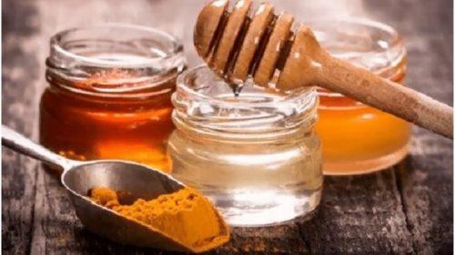 làm đẹp sau sinh với nghệ và mật ong