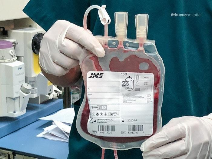 Lưu trữ máu cuống rốn tại bệnh viện ĐKQT Thu Cúc