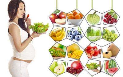 Mang thai 3 tháng đầu nên và không nên ăn gì?