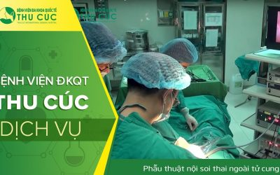 Phẫu thuật nội soi thai ngoài tử cung an toàn