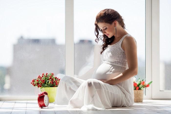 """""""Xử gọn"""" cơn đau lưng khi mang thai 3 tháng đầu 4"""