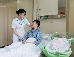 Hướng dẫn chăm sóc mẹ sinh mổ từ A – Z