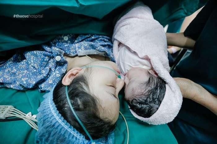 Bệnh viện ĐKQT Thu Cúc với nhiều tiện ích cho cả mẹ và bé đã mang đến trải nghiệm đi sinh tuyệt vời cho rất nhiều mẹ bầu