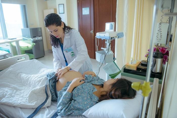 Sinh con ở Bệnh viện ĐKQT Thu Cúc Cúc tiết kiệm thời gian và công sức