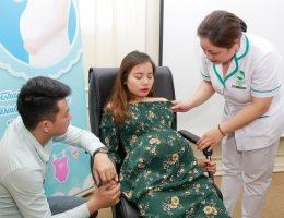 Hướng dẫn cách thở và rặn đẻ cho mẹ sinh thường