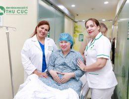 Xem video sinh mổ – mẹ bầu muốn sinh ngay