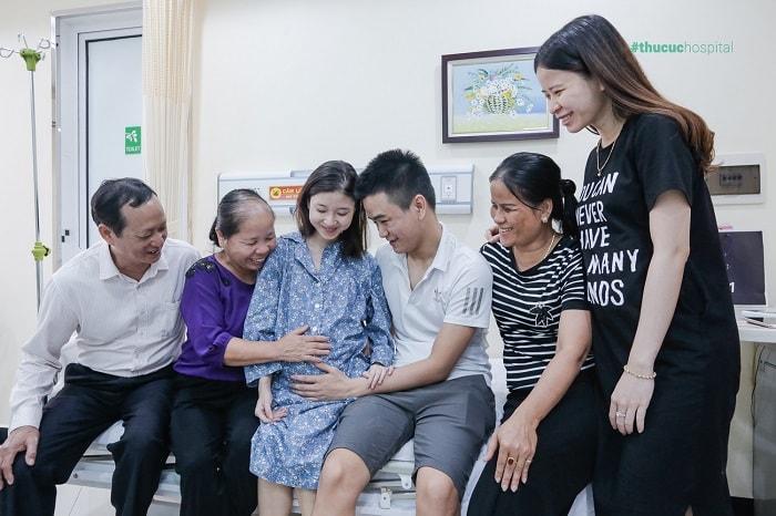 Gia đình không cần phải chuẩn bị gì khi đi sinh