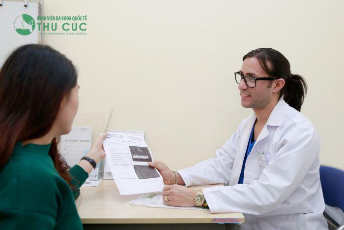 Bệnh viện ĐKQT Thu Cúc là địa chỉ được rất nhiều chị em tin tưởng lựa chọn