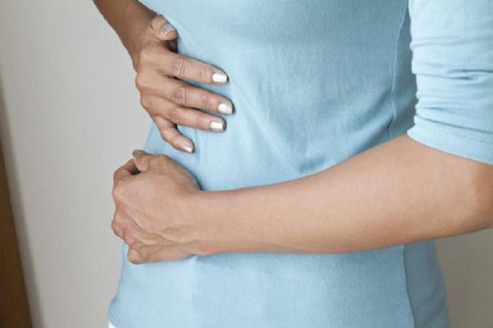 Đau bụng dưới bên phải ở phụ nữ đang mang thai
