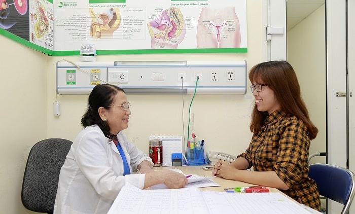 Bệnh viện ĐKQT Thu Cúc là địa chỉ khám và điều trị các bệnh phụ khoa uy tín