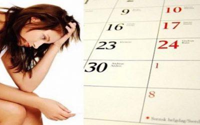 Rối loạn kinh nguyệt có thai được không?