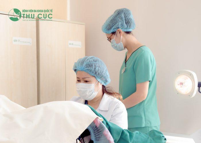 cắt bỏ polyp cổ tử cung có đau không