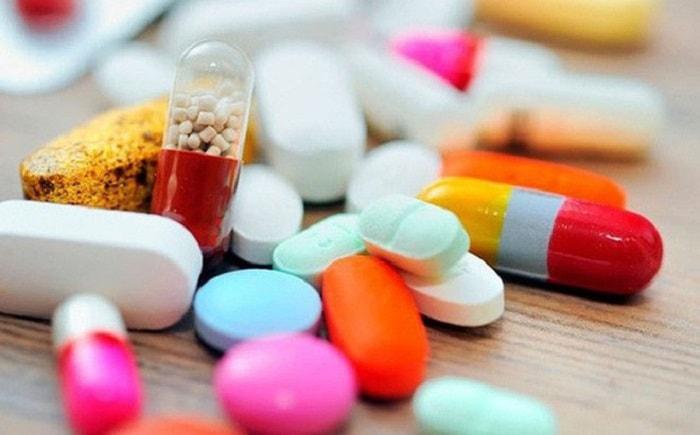 Có rất nhiều loại thuốc được sử dụng để điều trị polyp cổ tử cung