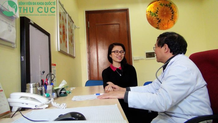 Bệnh viện ĐKQT Thu Cúc là địa chỉ được rất nhiều mẹ bầu tin tưởng lựa chọn