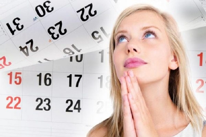 Có nhiều nguyên nhân khác nhau gây nên hiện tượng chậm kinh ở phụ nữ