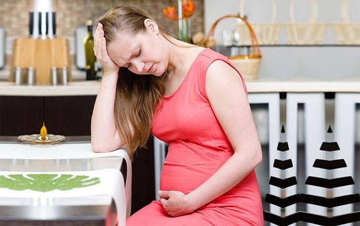 Bị trĩ khi mang thai