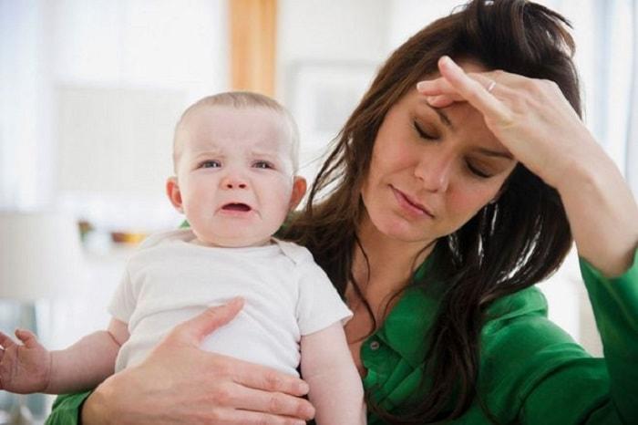 Trầm cảm sau sinh là một trong những hiện tượng không hiếm gặp