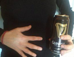 Có thai uống bia được không?