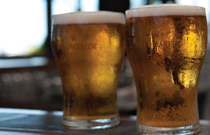 Bia mang lại nhiều lợi ích cho sức khỏe của chị em.
