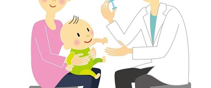 Các mẹ cần tiêm phòng rubella cho các bé ngay từ khi còn nhỏ
