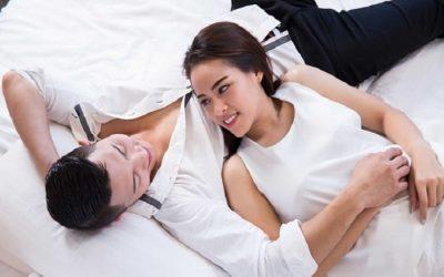 Có thai dù chưa quan hệ liệu xảy ra hay không?