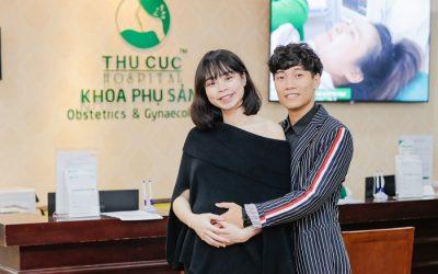 Update – vợ chồng Ca sĩ Tùng Linh – nhóm O.PLUS làm hồ sơ sinh – phần 2