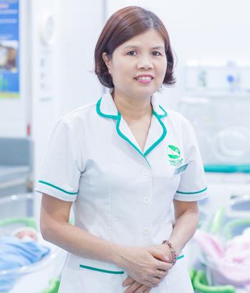 Nguyễn Bích Hà – Nữ hộ sinh trưởng Khoa Phụ sản