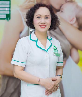 Nguyễn Thị Hồng - Điều dưỡng sơ sinh khoa Phụ sản
