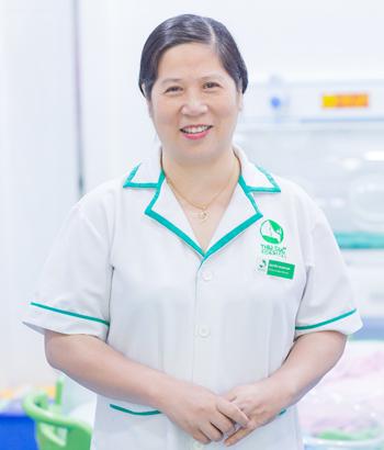 Nguyễn Thị Kim Hoa - Nữ hộ sinh Khoa phụ sản