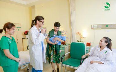 Bệnh viện ĐKQT Thu Cúc – Địa chỉ đi đẻ hàng đầu của các sao Việt ngày nay