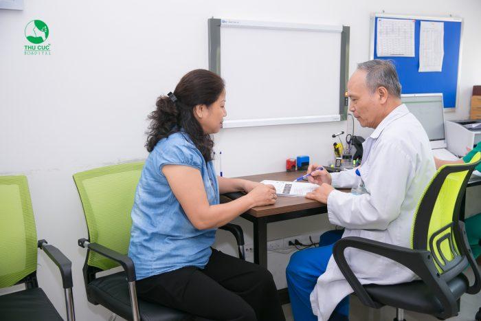 Nhận biết u xơ tử cung qua những triệu chứng điển hình 3