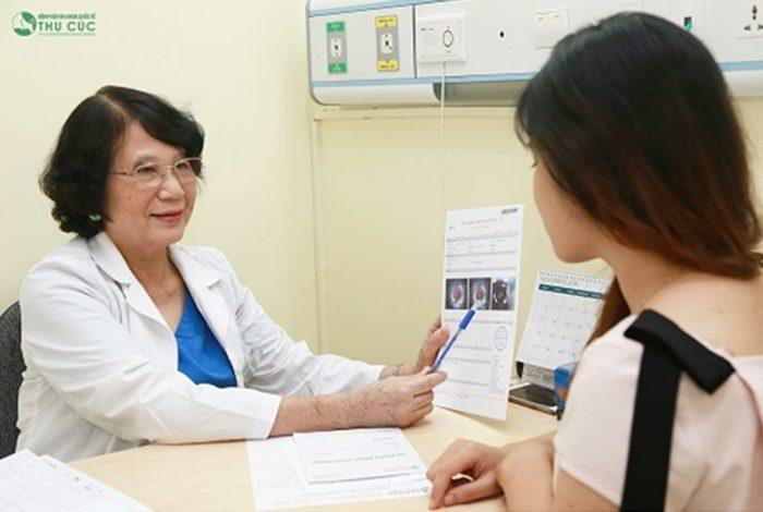 Nhận biết u xơ tử cung qua những triệu chứng điển hình 1