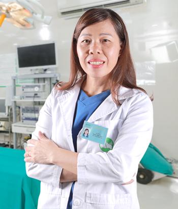 Bác sĩ CKI Phạm Thị Nhài  – Bác sĩ Sản phụ khoa