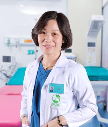 Bác sĩ Vũ Thị Thu Hằng – Bác sĩ Sản phụ khoa