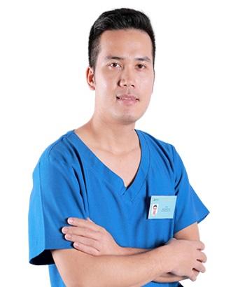 Bác sĩ Phạm Đức Dư  – Bác sĩ Sản phụ khoa, Bệnh viện ĐKQT Thu Cúc