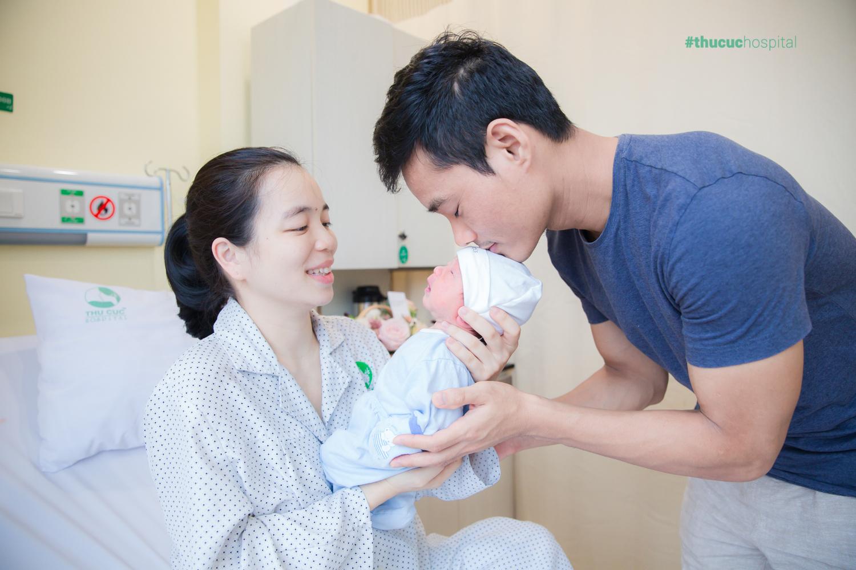 Giúp mẹ giải quyết vấn đề chi phí đi sinh nhờ Bảo hiểm thai sản bảo lãnh 3