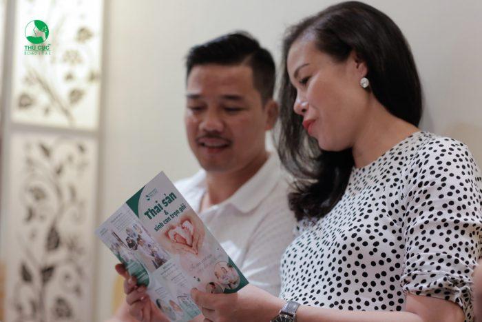 Ưu đãi khuyến mại dịch vụ thai sản trọn gói tháng 10/2019 – Bệnh viện ĐKQT Thu Cúc 1