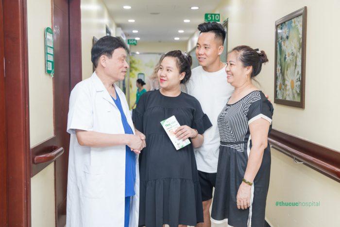Ưu đãi khuyến mại dịch vụ thai sản trọn gói tháng 10/2019 – Bệnh viện ĐKQT Thu Cúc 2