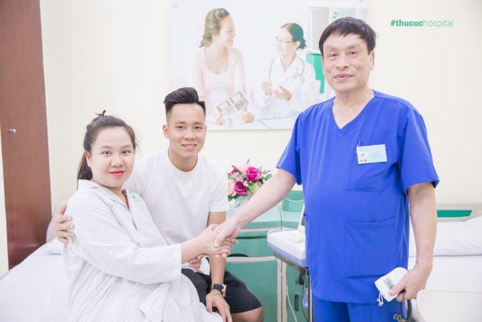 Ưu đãi khuyến mại dịch vụ thai sản trọn gói tháng 10/2019 – Bệnh viện ĐKQT Thu Cúc 5