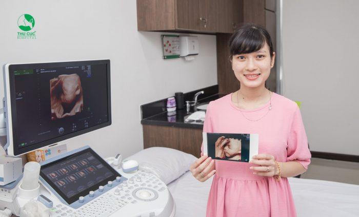 Siêu âm 5D sẽ giúp mẹ ngắm trọn cuộc sống của con trong 9 tháng 10 ngày