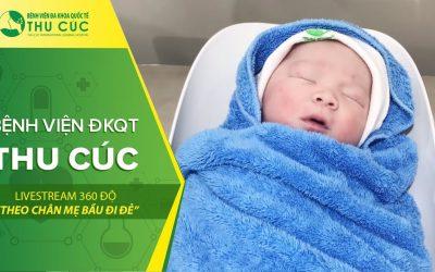 """Đồng hành cùng mẹ Thanh Mai chào đón em bé có CÂN NẶNG """"""""KHỦNG"""""""""""