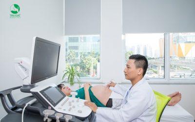 Trải nghiệm công nghệ siêu âm 5D tại Bệnh viện ĐKQT Thu Cúc