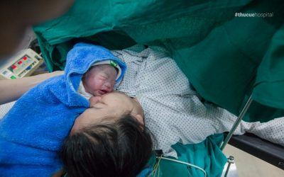 Tử cung có vách ngăn và hành trình vượt cạn nhẹ tênh tại Bệnh viện ĐKQT Thu Cúc
