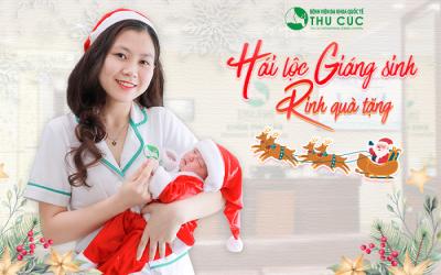 Giáng sinh ấm áp tình thân – Thu Cúc tặng mẹ 30% dịch vụ thai sản trọn gói