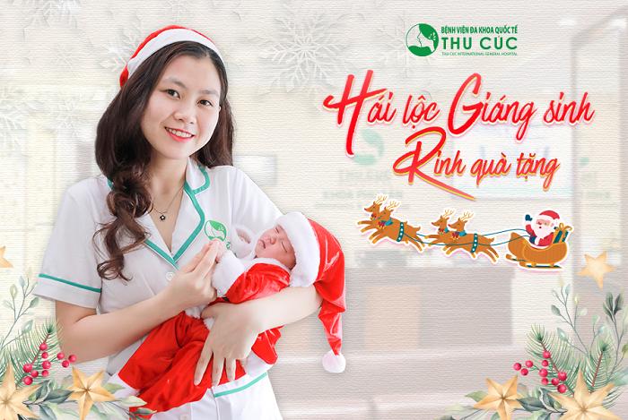 Giáng sinh ấm áp tình thân – Thu Cúc tặng mẹ 30% dịch vụ thai sản trọn gói 1