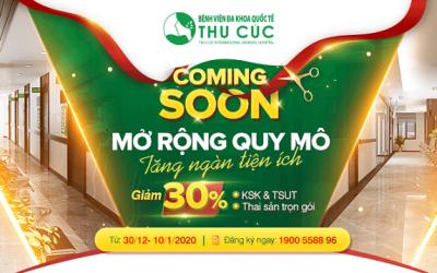 Tưng bừng ưu đãi giảm 30% dịch vụ Thai sản trọn gói