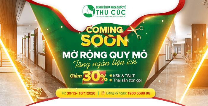 Ưu đãi 30% dịch vụ Thai sản trọn gói